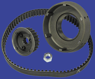 1.500''  Big Twin primary belt drive 1936 - 84