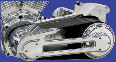Karata Outboard Bearing Support System with Partial top cover