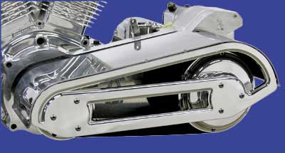 Karata Outboard Bearing Support System with Full top cover
